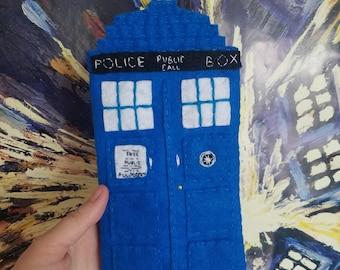 Doctor Who Tardis Case