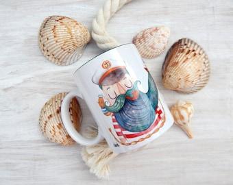 Salir Coffee Mug