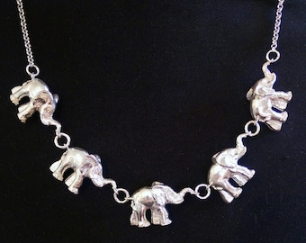 Elephant Walk Necklace