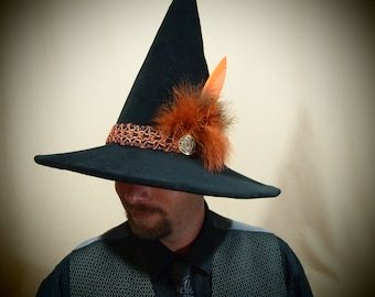 "Witch Hat ""Lewis"" One of a Kind"