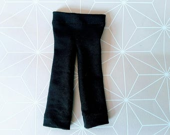 Black Leggings for doll Chérie Corolla 33cm