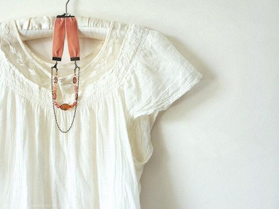 Art Deco Necklace - Multi Strand Necklace