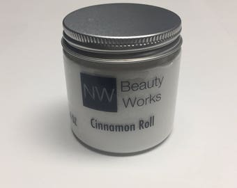 Cinnamon Roll | Moisturizing Lotion | Shea Butter/Body Butter | Perfect for all skin types! | 4 OZ