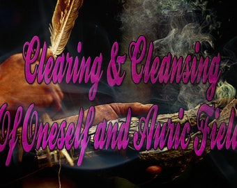 Clearing & Cleansing+Bonus Recipe