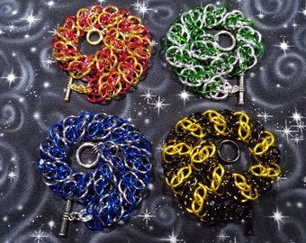 Hogwarts House Colors GSG Bracelets