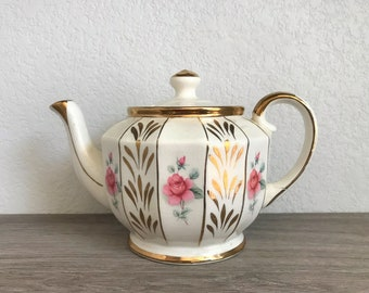 English Teapot, Vintage Price Kensington English Teapot