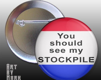 Coupon Pin Back Button You Should See My Stockpile