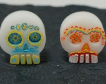 10 Day of the Dead Soaps- Dia de los Muertos Soap- Halloween Party
