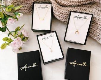 Jewelry Gift Box & Gift Wrap ADD ONS