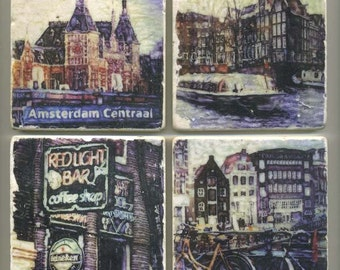 Amsterdam Collection - Original Coasters