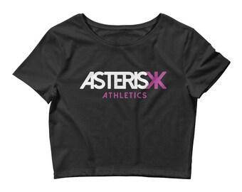 Asterisk Women's Crop Tee