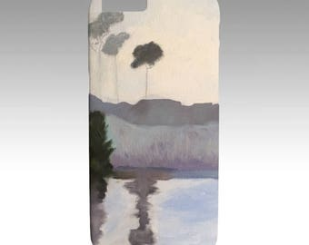 Foggy Day - Smart Phone Case