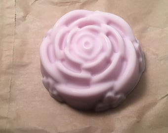 Lavender Lemon Rose Soap