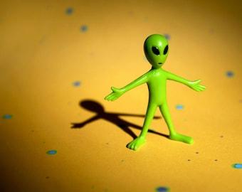 Alien Smalien - Photograph - Various Sizes