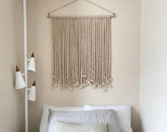 Nice Wall Tapestry/ Hanging Wall Art/ Yarn Hanging/ Yarn Wall Piece