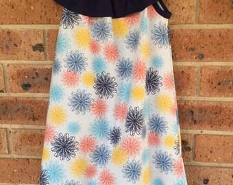 Seaside Dress Handmade