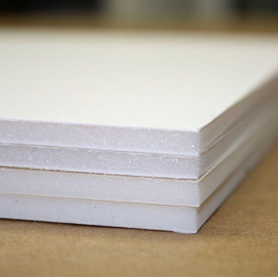 FOAMBOARD - ACID FREE - 8 x 10 - Picture Framing Supplies - Foamcore ...