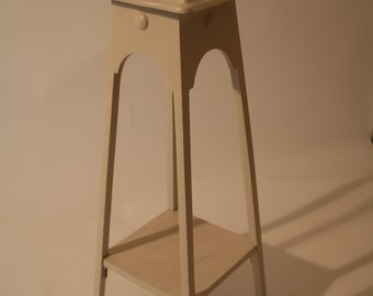 Arts and Craft Plant Stand/Torchere