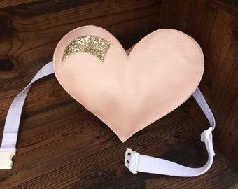 Heart Bum bag
