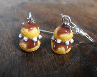 Earrings - religious - Patiserie