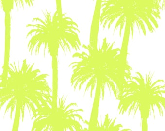 Cali Citron Fabric by the Yard