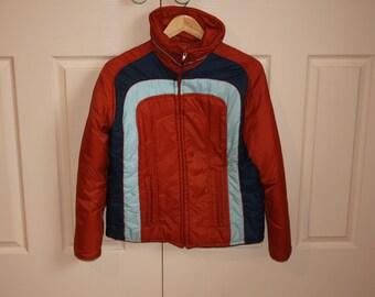 80's Womens Ski Jacket
