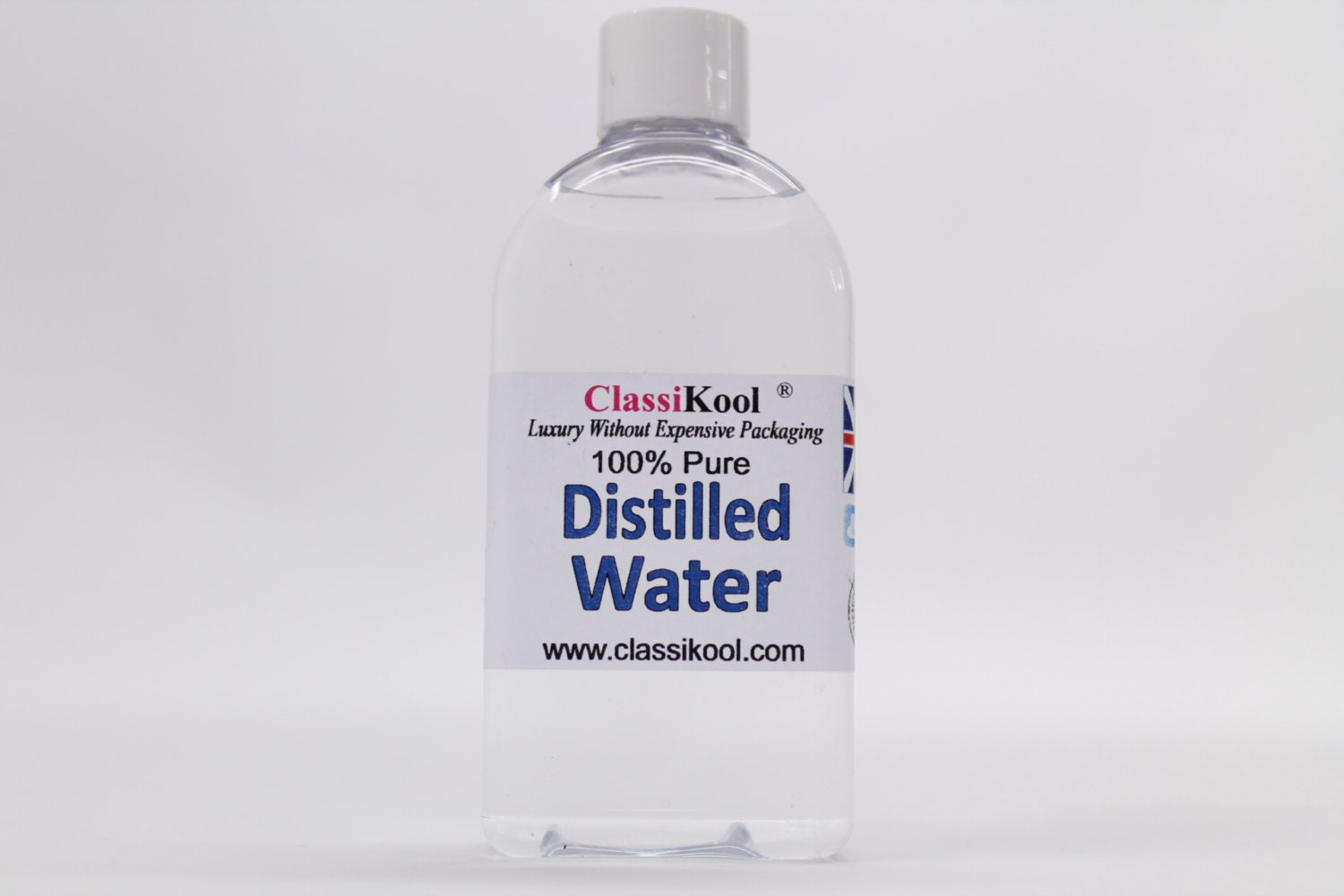 Classikool pure distilled water deionized then for Distilled water for fish
