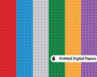 Knit digital paper, Knitting Pattern, Crochet digital paper, Knitted Textures, Sweater Texture, Wool Paper, Knit Backgrounds, Crafting, P1