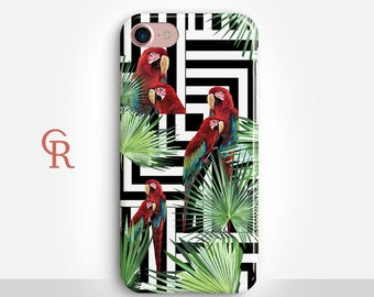 Animal iPhone 6 Case For iPhone 8 iPhone 8 Plus - iPhone X - iPhone 7 Plus - iPhone 6 - iPhone 6S - iPhone SE - Samsung S8 - iPhone 5
