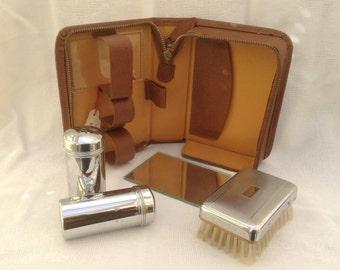 Vintage Connoisseur Mens Grooming Kit