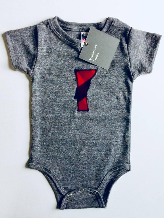 Vermont Baby Bodysuit