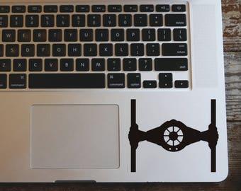 Star Wars Tie Fighter vinyl decal sticker