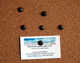 Hammered Brass Tacks Pushpins, Office Decor, Rustic Office, Bulletin board accessories, Teacher gift