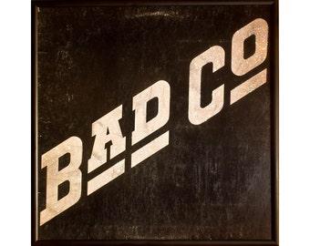 Glittered Bad Co. Album