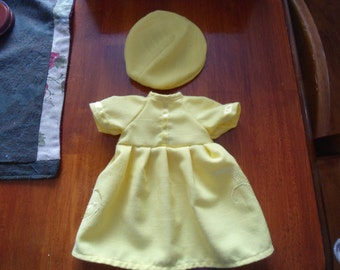 "Fits 11 inch doll ""Easter Parade"""