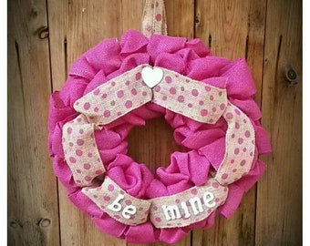 Pink Be Mine Valentine