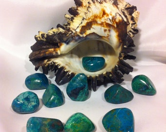 Chrysocolla Stone,Gladness Stone,Strengthens Physical Body Stone,Peace of mind Stone,Friendship Stone,Loyalty Stone,Strong Healing Stone
