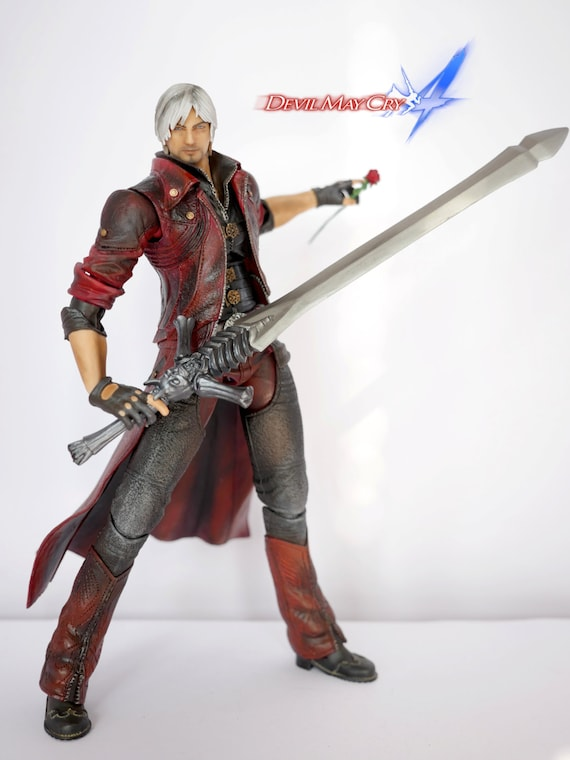 how to play devil may cry 4
