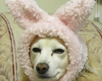 Pet Bunny Hat Dog Easter Bunny Hat Cat Bunny Hat Pink Blue Bunny ears