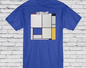 The Mondrian T-Shirt