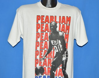90s Pearl Jam Mookie Blaylock Original t-shirt Medium