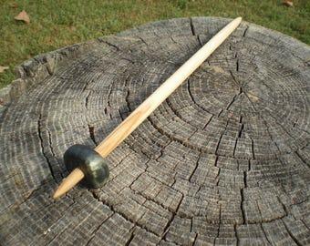 Viking Drop Spindle Whorl (Soapstone)