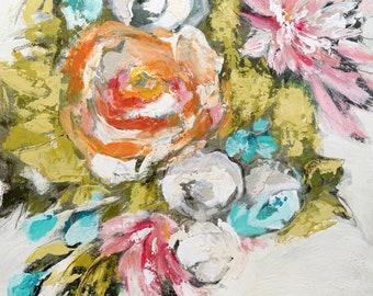 Kaylee Bouquet #34 Print