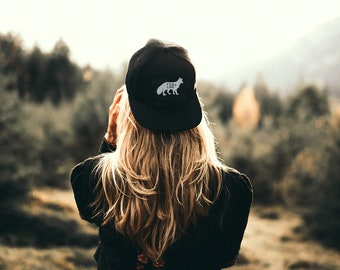 Fox and Lore Five Panel Cap
