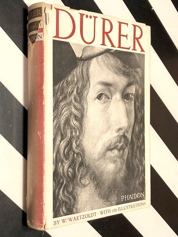 Durer and his Times by W. Waetzoldt (1950) hardcover book