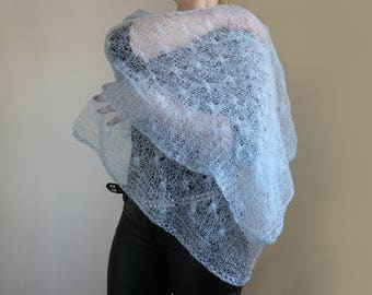 Handmade Knitted Scarf!
