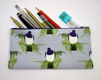 Pencil Case - Kereru / Woodpigeon