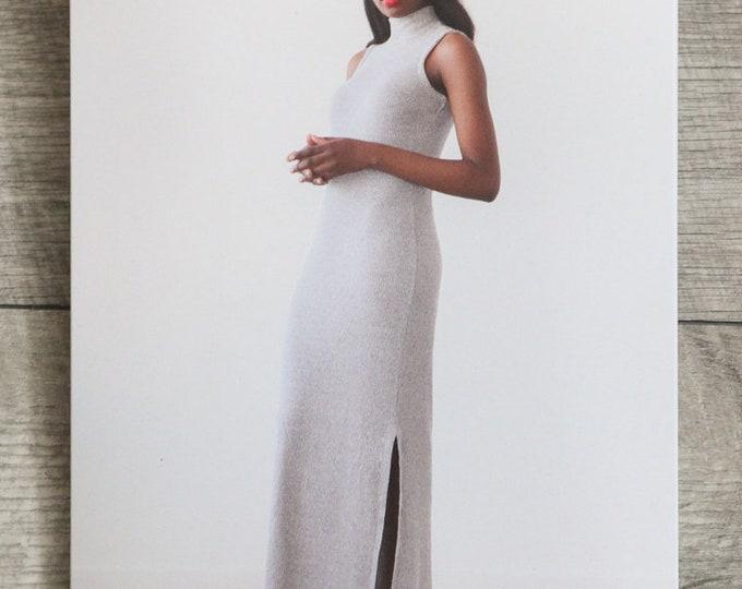 Nikko Dress Pattern by True Bias