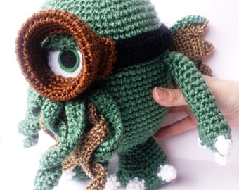 Cthulhu / best selling items/ Cthulhu plush / Minion / Lovecraft / Mashup plush / Lovecraft  / Lovecraft Mythos / Call of cthulhu