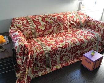 Pet Couch Cover/ Machine Wash and Dry